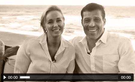 Tony Robbins Wife